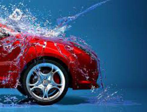 ล้างรถยนต์ อย่างไรให้ได้สวยปิ๊ง